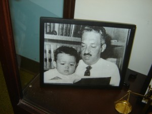 Thurgood Marshall Exhibit