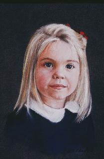 A portrait by Jill Cohen