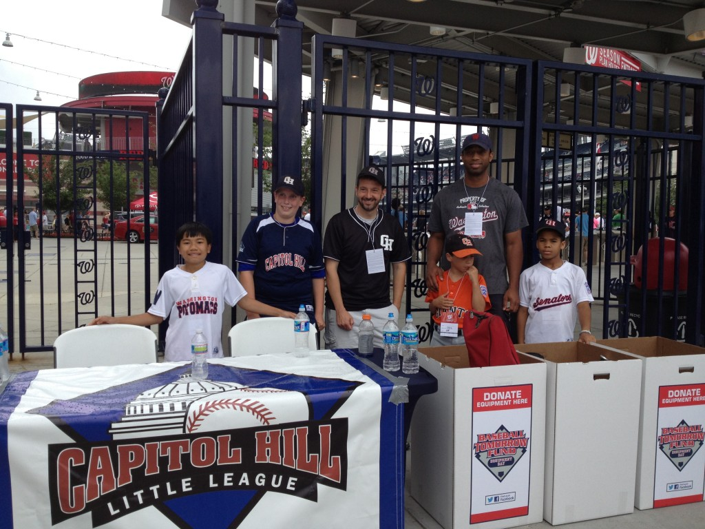Baseball Equipment Drive
