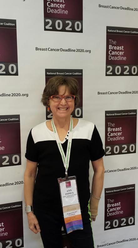 Ann Fonfa to Speak on Breast Cancer Treatments