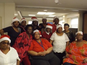 Sr holiday party