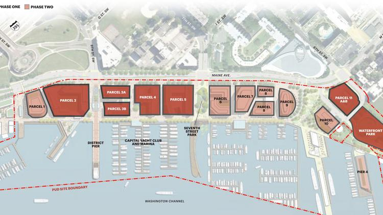 Phase 2 Architects and Designs Revealed for The Wharf Coming 2021